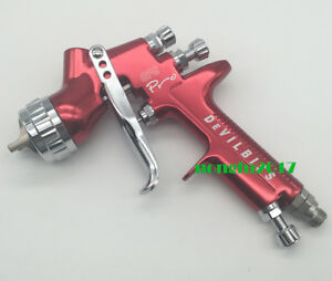 Devilbiss Gfg Spray Gun Professional Car Paint Gun 1 3mm 1 4mm Nozzle 600ml