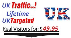 Lifetime Uk Targeted Visitors To Your Website Low Bounce Rate