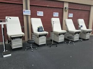 Matching Renewed Midmark 404 Exam Tables Contact Premier Used Medical