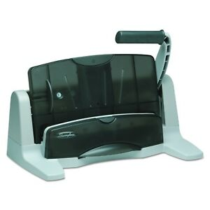 Swingline 3 Hole Punch Lighttouch 2 7 Holes Heavy Duty Hole Puncher 40 Sheets