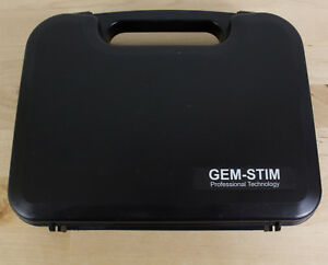 Gem stim Muscle Stimulator Personal Physical Therapy Gm3a50t