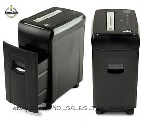 High security Micro cut Paper Shredder 12 Sheet Capacity Business Home Office