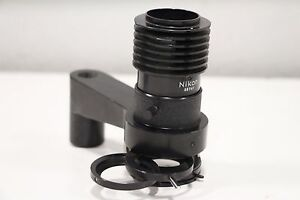Nikon Microscope Sub Stage Condenser Holder 1 38 Focusing Mount priority Sh