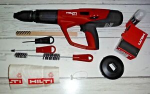 Hilti Dx 5 Dx5 Powder Actuated Nail Gun Accessories Nice