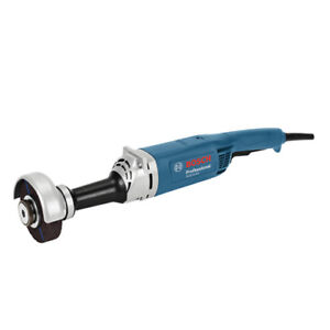 Bosch Ggs8sh Professional Corded Potable Straight Grinder Sds Quick locking Nut