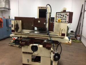 12 X 24 Chevalier 3 axis Automatic Hydraulic Surface Grinder Fsg 3a 1224