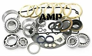 Ford Ranger M5r1 5 Speed Manual Transmission Rebuild Kit With Rings