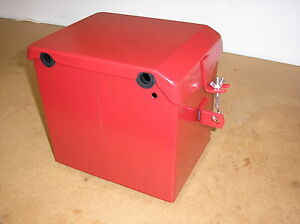 Ih Farmall H Hv Super H W4 New Battery Box With Lid bmtp28 213