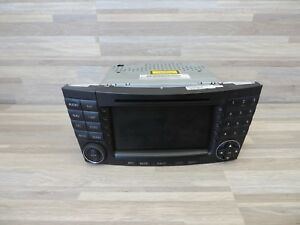 Oem Mercedes 2003 06 W211 E55 Amg Gps Navigation Display Screen 2118202397 R3