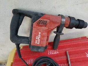 One 1 Hilti Corded Hammer Drill Heavy duty Concrete Masonry Te 25 Free Shipping