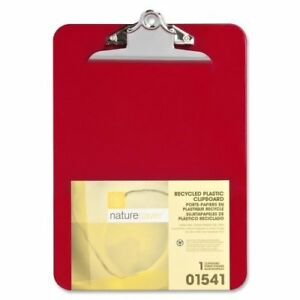 Wholesale Case Of 25 Nature Saver Recycled Plastic Clipboards plastic 1 Cap