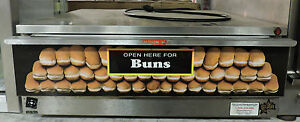 Star Sst 30 Grill max Commercial Heated Bun Warmer