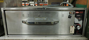 Hatco Hdw 1b Commercial Built in Drawer Warmer
