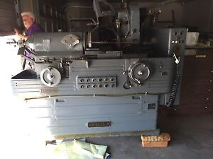 Excello 39 Id Thread Grinder Excellent Condition With Lead Screws Long Arm Cam