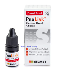Silmet Prolink Ethanol Based Universal Dental Adhesive 5ml Btl