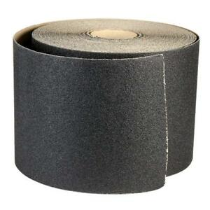 Mercer Abrasives 12 X 50yd Silicon Carbide Floor Sanding Roll 40 Grit