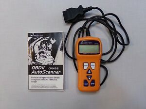 Actron Cp9135 Obd Ii Autoscanner Auto Diagnostic Scan Tool