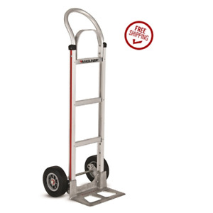 Magliner Hand Truck With 8 Balloon Cushion Wheels 112 a 825 Small Nose