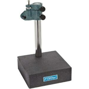 Hand Tools Fowler Full 52 580 030 0 Granite Gage Stand 8 Column Height Fine