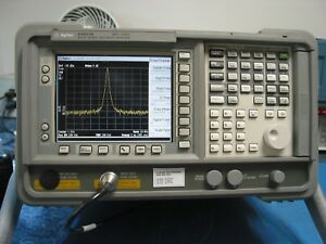 Agilent Esa e4401b Spectrum Analyzer