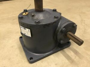 Used Winsmith 5cv Speed Reducer Gearbox 30 1 Ratio