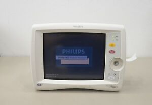 Philips C3 Vital Signs Patient Monitor 15589 M13