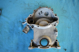 Pontiac 1976 79 Oe Timing Cover Fits 350 400 455 Motor Blasted Clean Xe