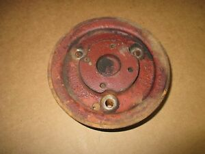 Allis Chalmers 5040 Front Engine Pulley 2089658 5