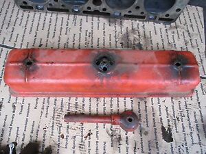 Case Sc Tractor Valve Cover Assembly