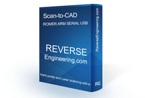 Romer Arm Software Addin For Solidworks 2018 Scan to cad