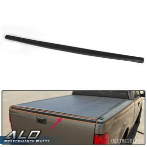 Tailgate Top Protector For 2005 2006 2007 2008 Ford F150 Truck Molding Cap Black