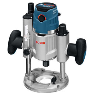 Bosch Gof1600ce Professional Corded Router Powerful 1600 W Led Illumination 220v