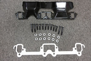71 To 74 Cuda Challenger 340 Exhaust Manifold Heat Shield fastener gasket Set