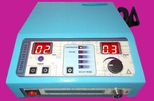 New Portable Ultrasound Therapy 1 Mhz Underwater Chiropractic Machine Unit