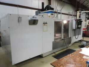 Fadal Vmc 8030ht Cnc Vertical Machining Center W Fadal Vh 65 4th Axis Hs Cpu