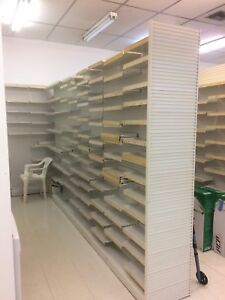 Retail Store Shelving Located In Palm Beach Gardens Florida Pickup Only