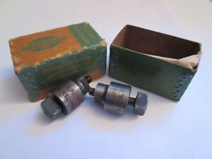 Vintage Greenlee Tool Co 5 8 Round Heavy Duty Radio Chassis Punch No 730 X2