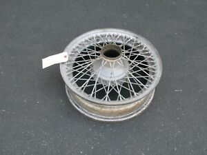 Jaguar Wire Wheel 17 X 5