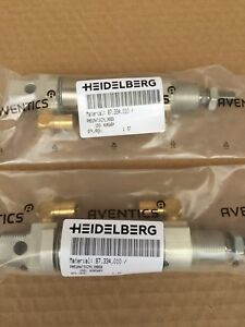 Original Heidelberg Air Cylinder 87 334 010
