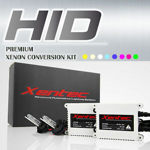 Hid Kit Headlight Bulbs White Blue Xenon Conversion Lights Ballasts Fog Lights