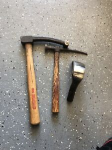 Martin Tool Forge Auto Body Dinging Hammer Lot Of 3 Tools 155 g 156 gb 1050