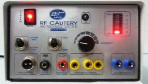 New Electrocautery Surgical Cautery 2mhz Radio Electrosurgical Generator Machine