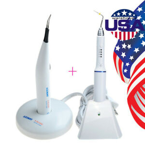 Dental Endo Gutta Percha Obturation Pen Heated Filling System Tooth Gum Cutter