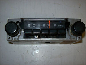 1979 1982 Toyota Hilux Pickup Pick Up Truck Am Factory Radio 86120 95a00 Parts