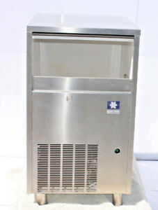 Manitowoc Rf 0266a Air Cooled Under Counter Flakers Ice Maker Machine Tested