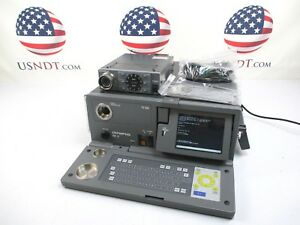 Olympus Iw 2 Video Analyzer Borescope Ge Inspections Everest Vit Ndt Flaw Iplex