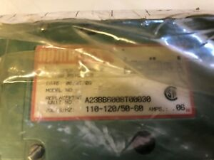 Numatics A23bb6008t00030 Pneumatic Valve