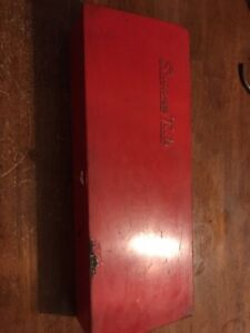 Snap On Tools Vintage Small Box Kra 104 From 1976 Usa
