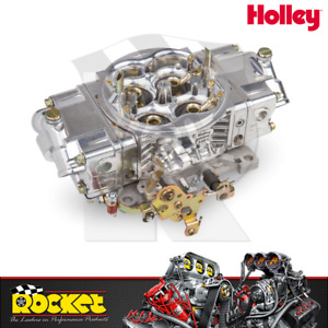 Holley 950cfm 4 barrel Aluminium Street Hp Carburettor Ho0 82951sa