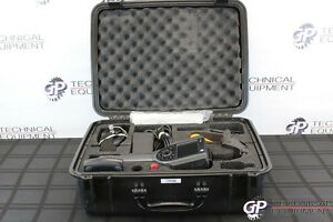 Ge Inspection Everest Vit Xlvu Videoscope 8mm 3m Flaw Detector Ndt Geit Iplex